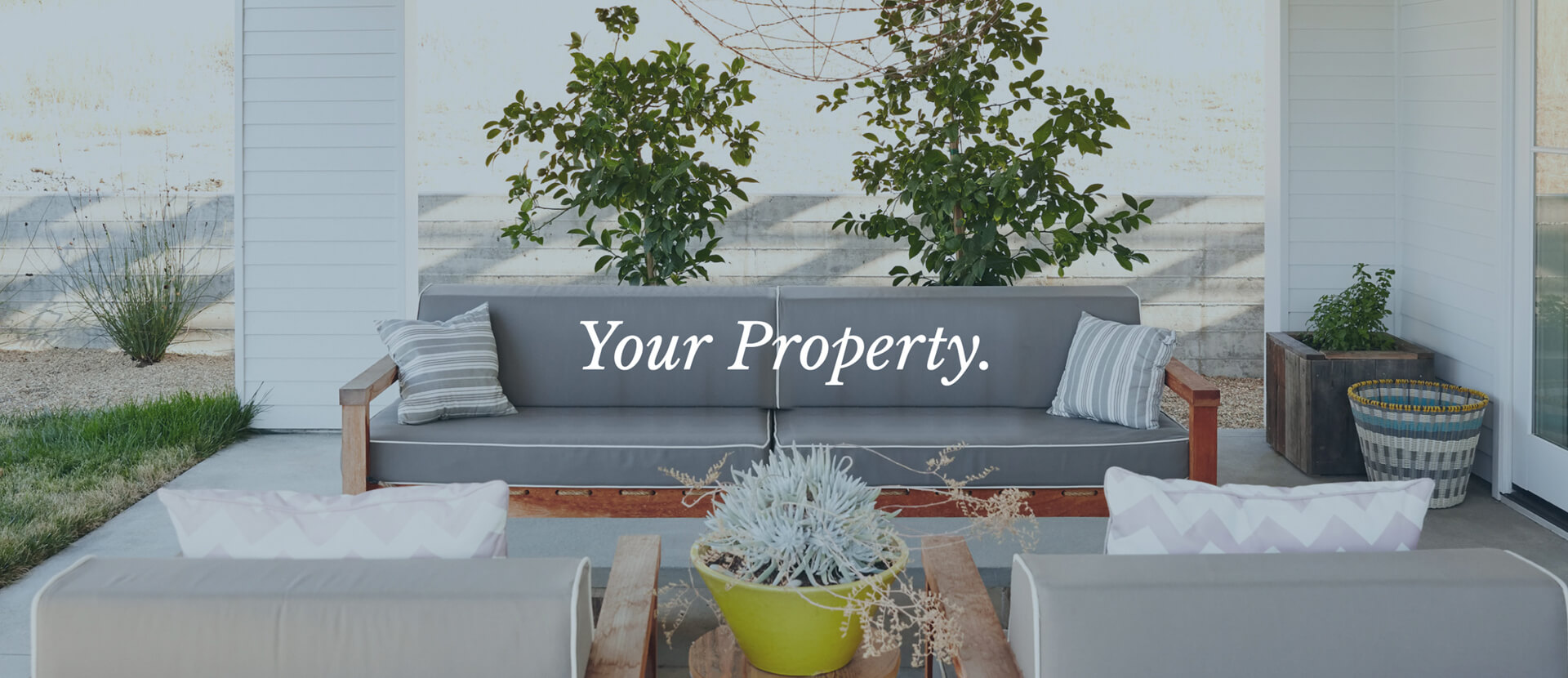 Your Property Banner